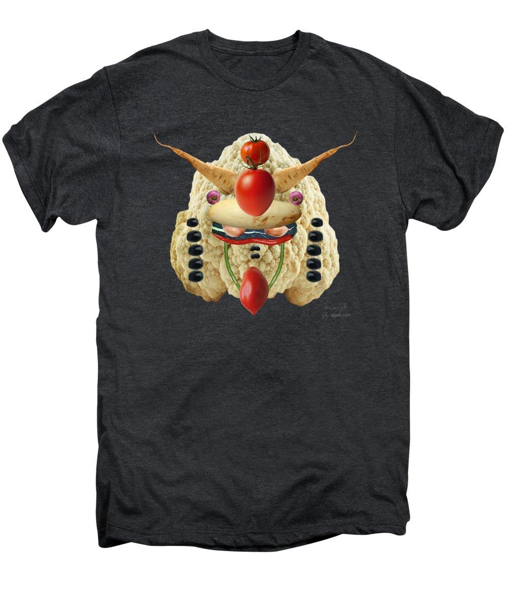 Cauliflower Premium T-Shirts