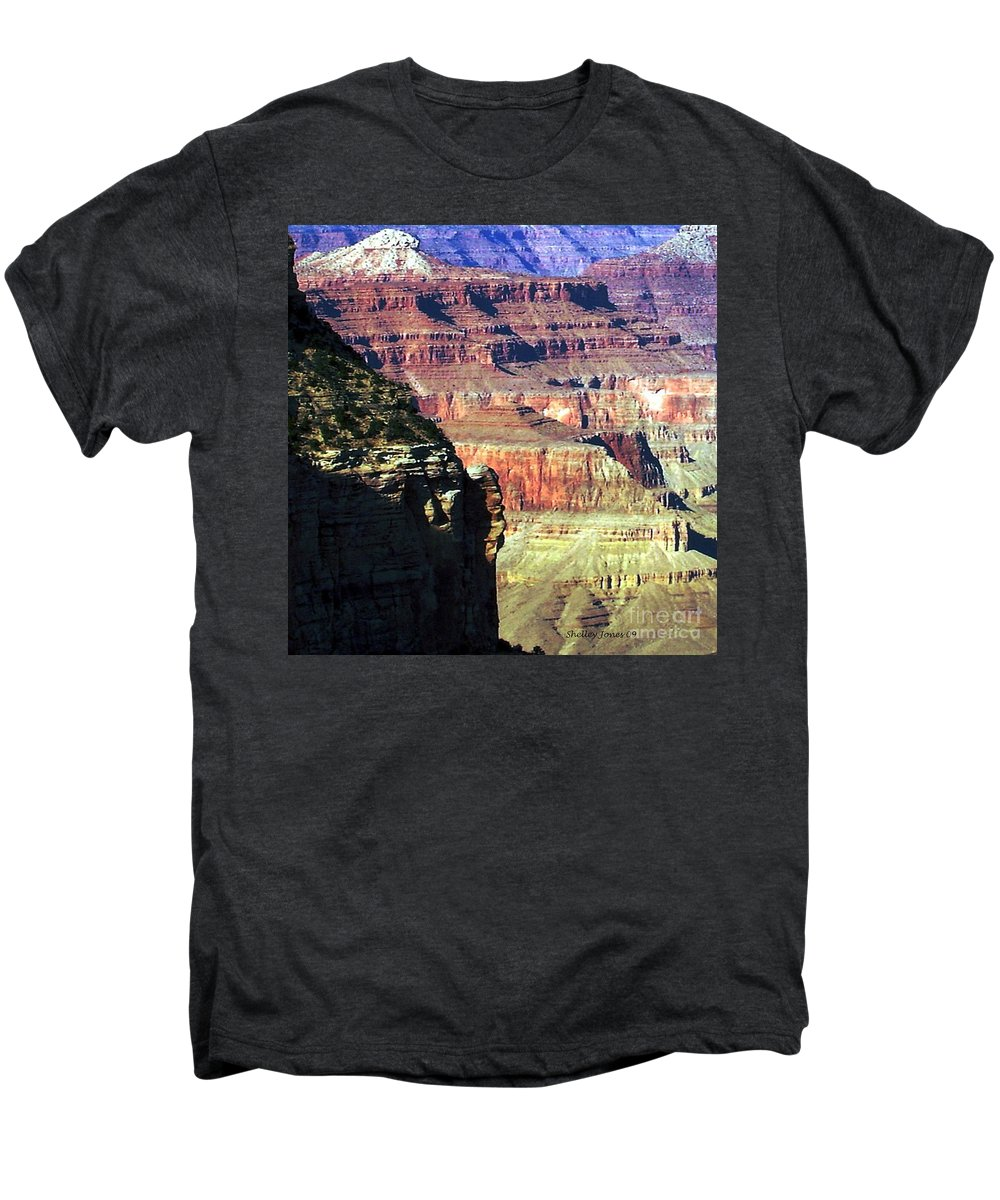 Photograph Men's Premium T-Shirt featuring the photograph Heritage by Shelley Jones