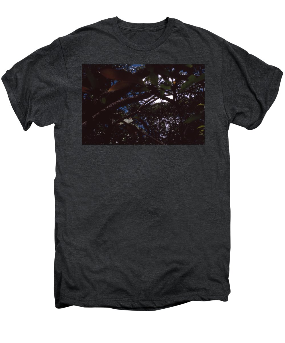 Bahia Men's Premium T-Shirt featuring the photograph In A Brazilian Forest by Patrick Klauss
