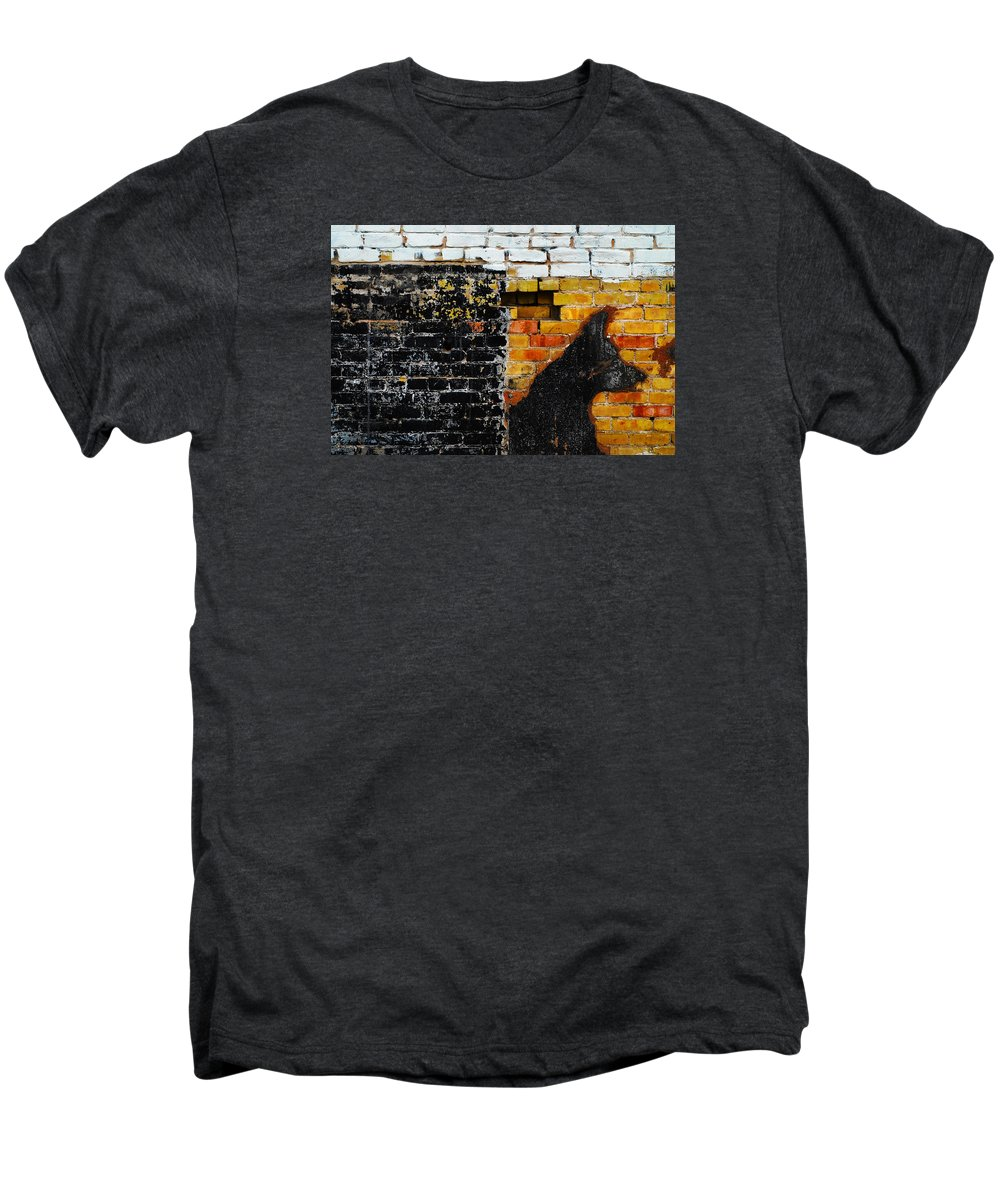 Skip Hunt Men's Premium T-Shirt featuring the photograph Omen by Skip Hunt