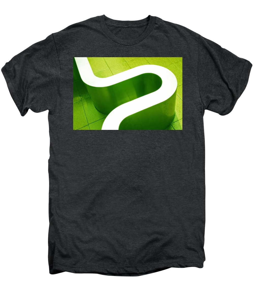 Abstract Men's Premium T-Shirt featuring the photograph Pharmacia by Skip Hunt