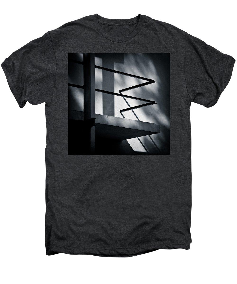 Rietveld Schroderhuis Men's Premium T-Shirt featuring the photograph Rietveld Schroderhuis by Dave Bowman