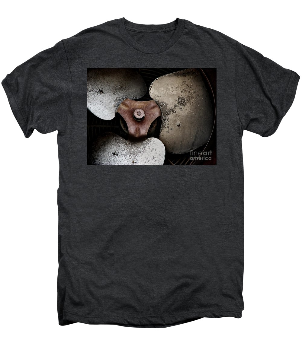 Old Men's Premium T-Shirt featuring the photograph Scars Never Cease To Be So Beautiful To Me by Dana DiPasquale