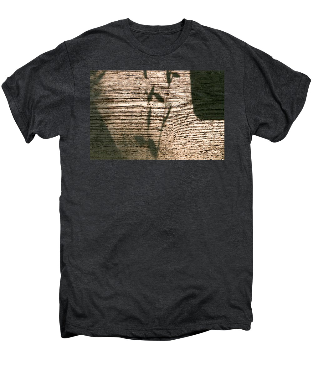 Men's Premium T-Shirt featuring the photograph Shadow by Clayton Bruster