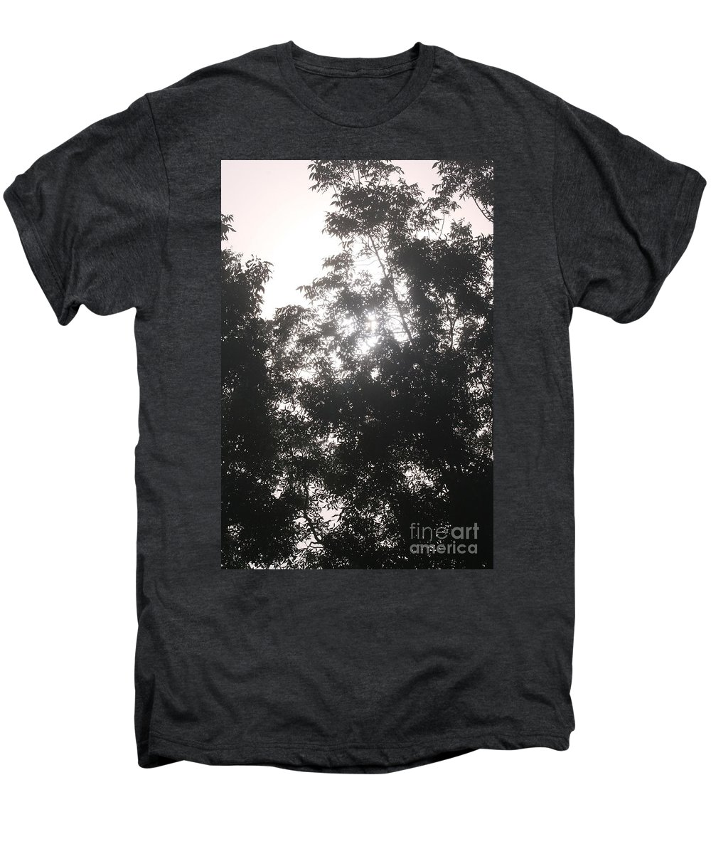 Light Men's Premium T-Shirt featuring the photograph Soft Light by Nadine Rippelmeyer