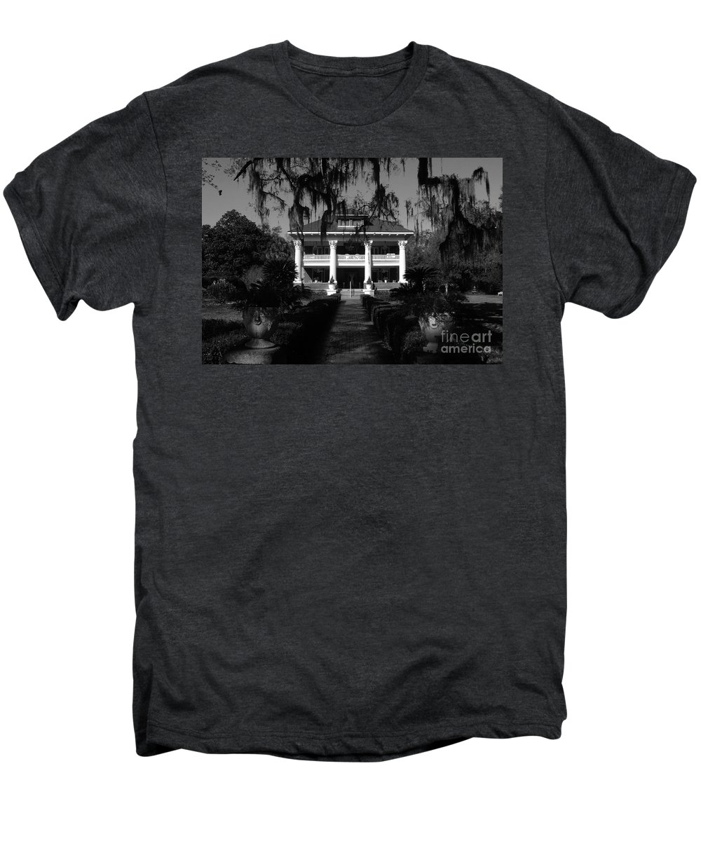 Old South Men's Premium T-Shirt featuring the photograph Southern Bell by David Lee Thompson