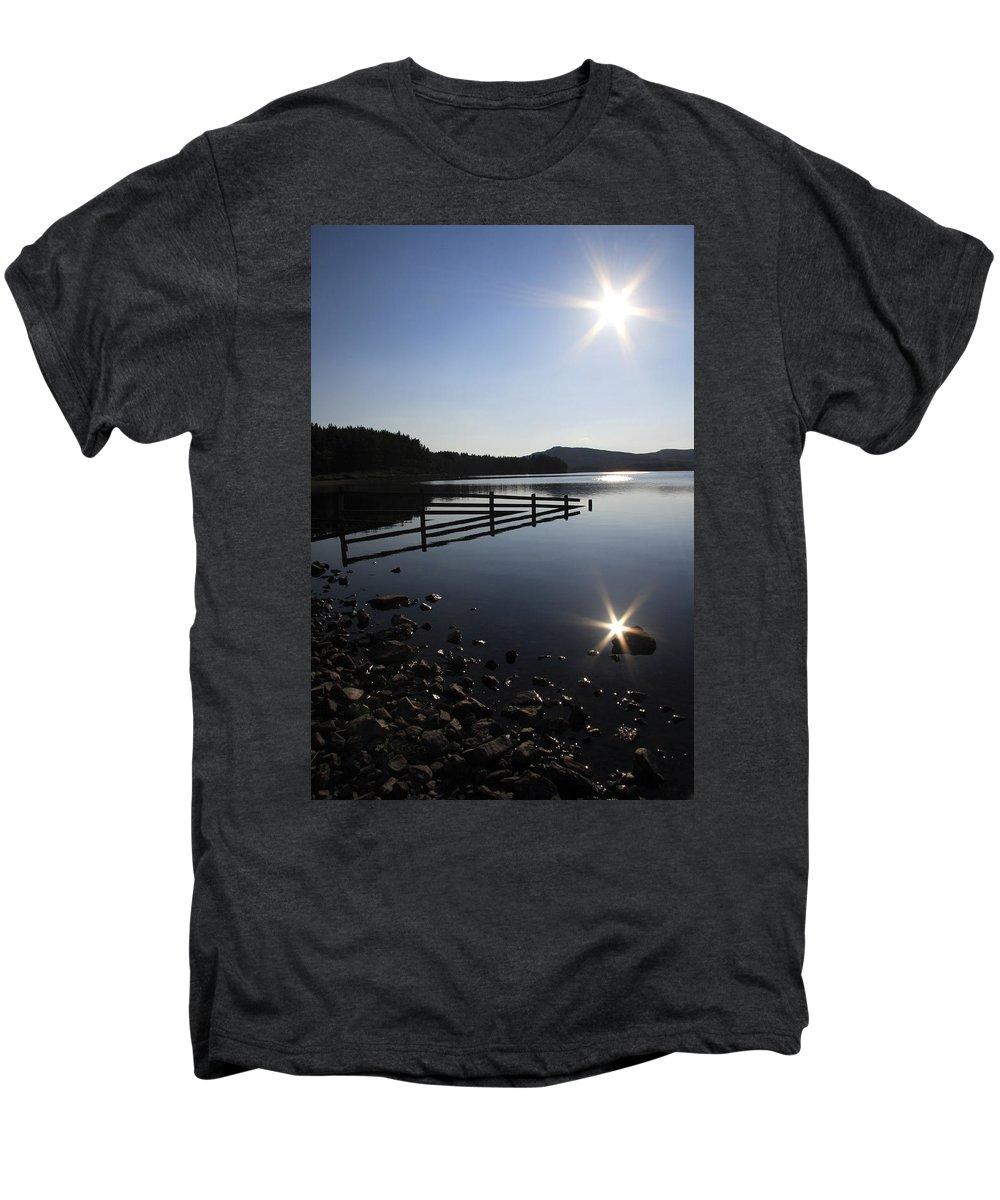 Sun Men's Premium T-Shirt featuring the photograph Starburst by Phil Crean
