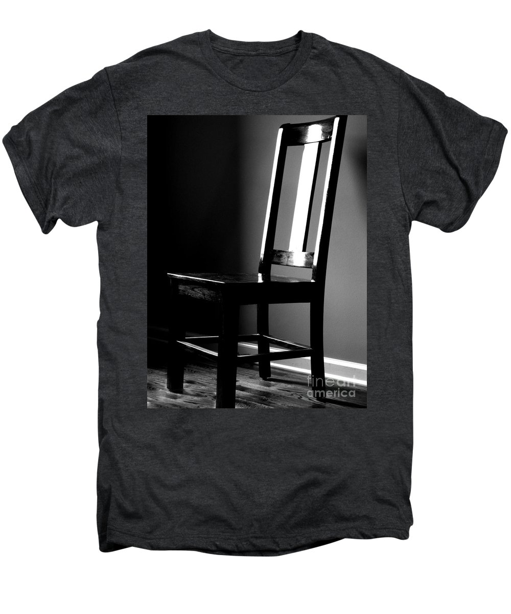 Stillness Men's Premium T-Shirt featuring the photograph Still by Amanda Barcon