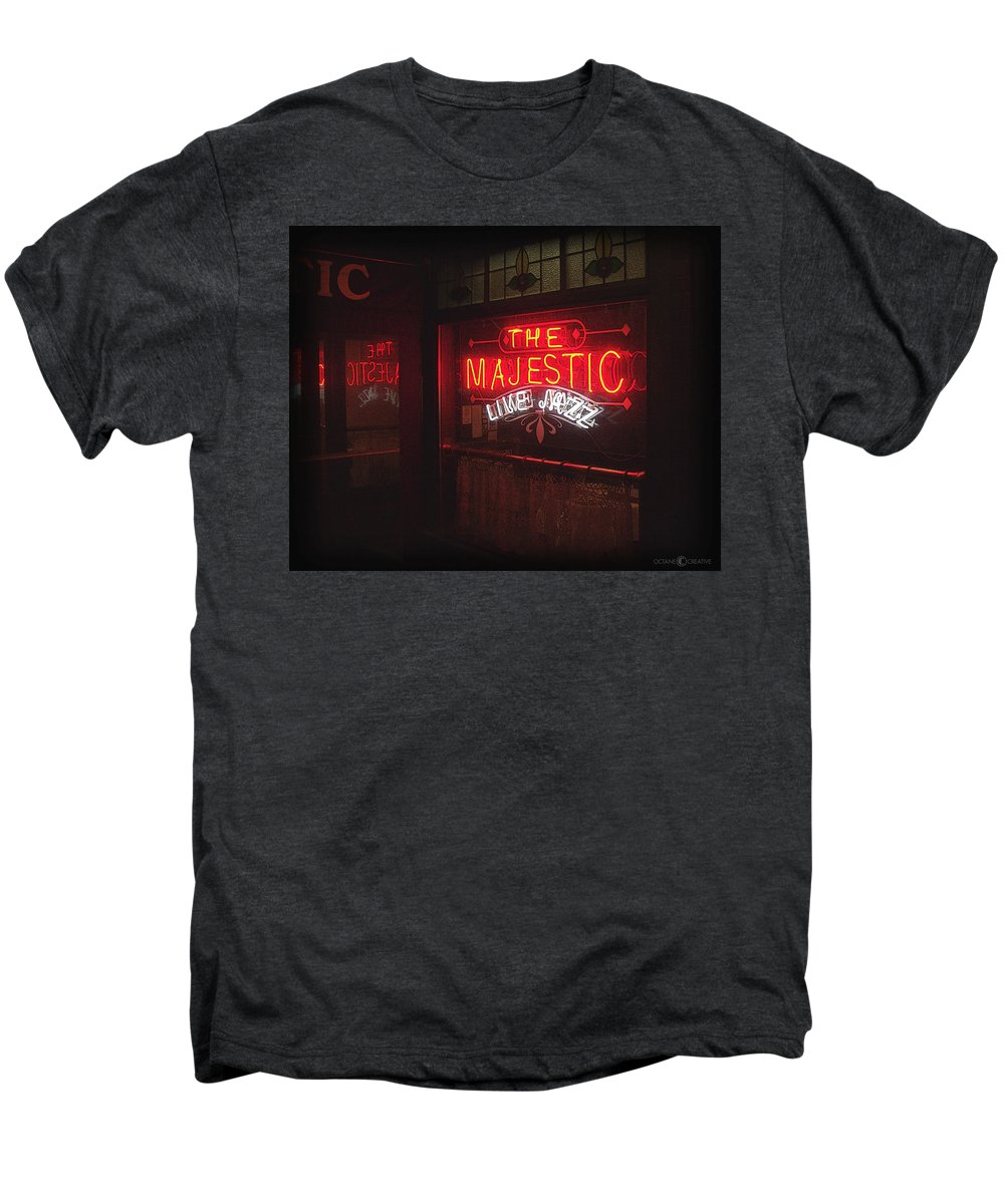 Majestic Men's Premium T-Shirt featuring the photograph The Majestic by Tim Nyberg