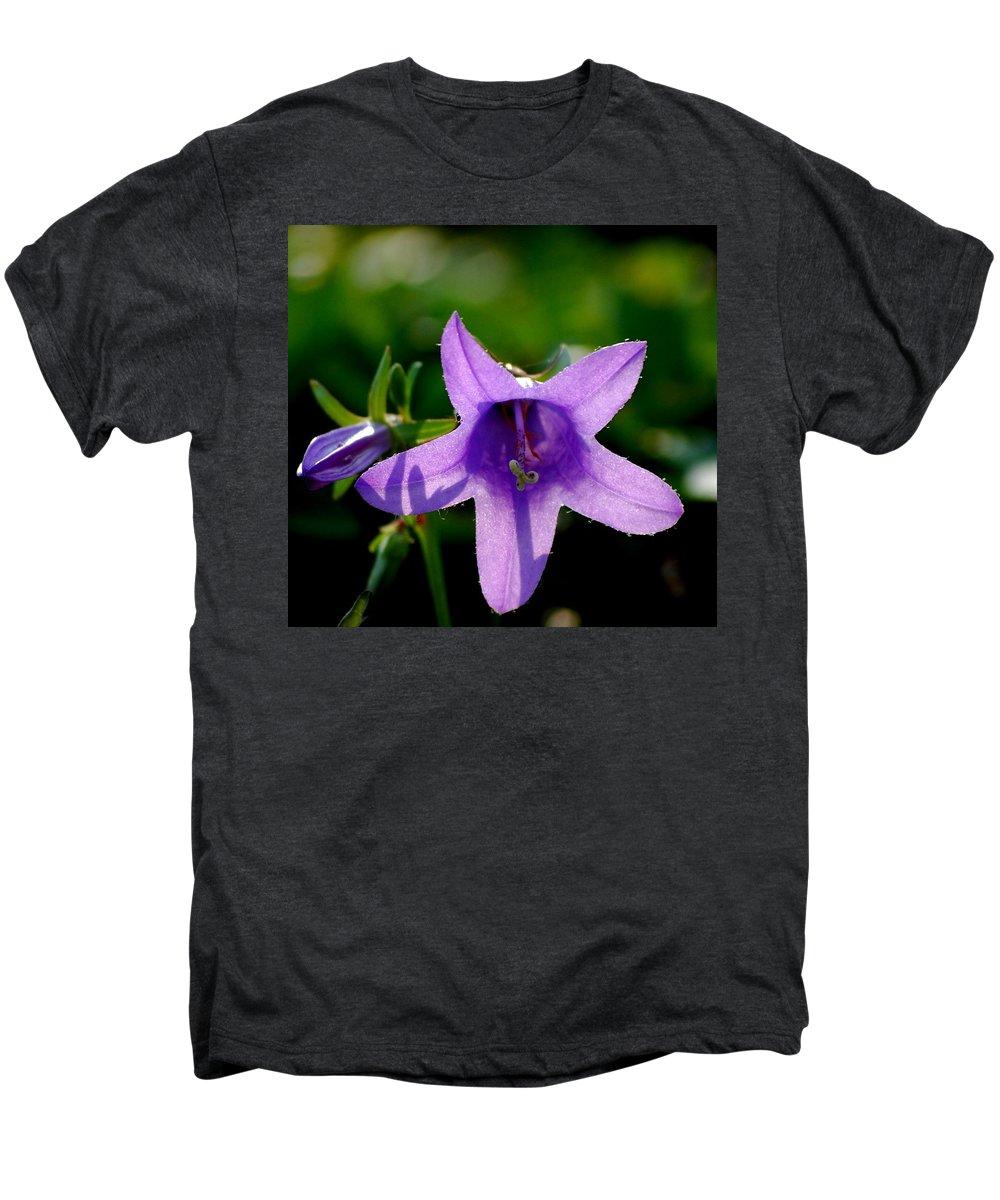 Digital Photography Men's Premium T-Shirt featuring the digital art Translucent by David Lane