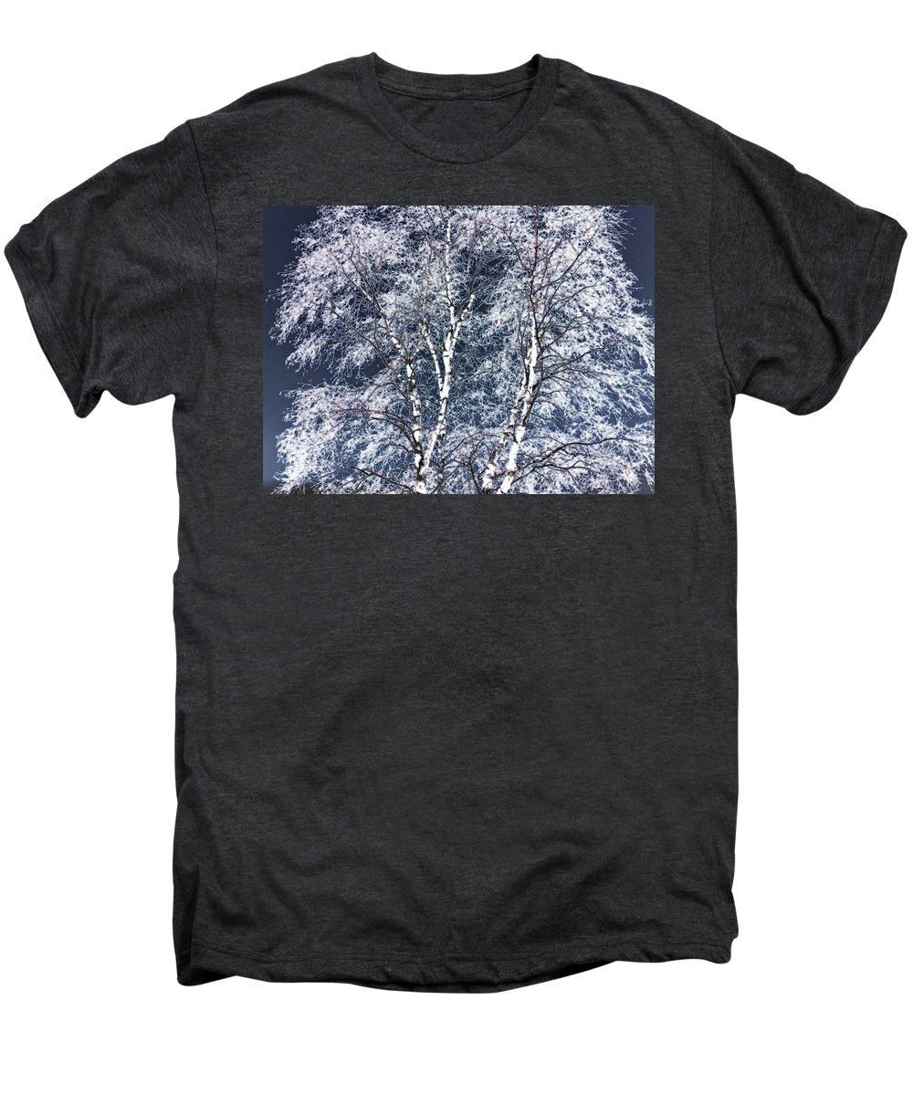 Tree Men's Premium T-Shirt featuring the digital art Tree Fantasy 14 by Lee Santa
