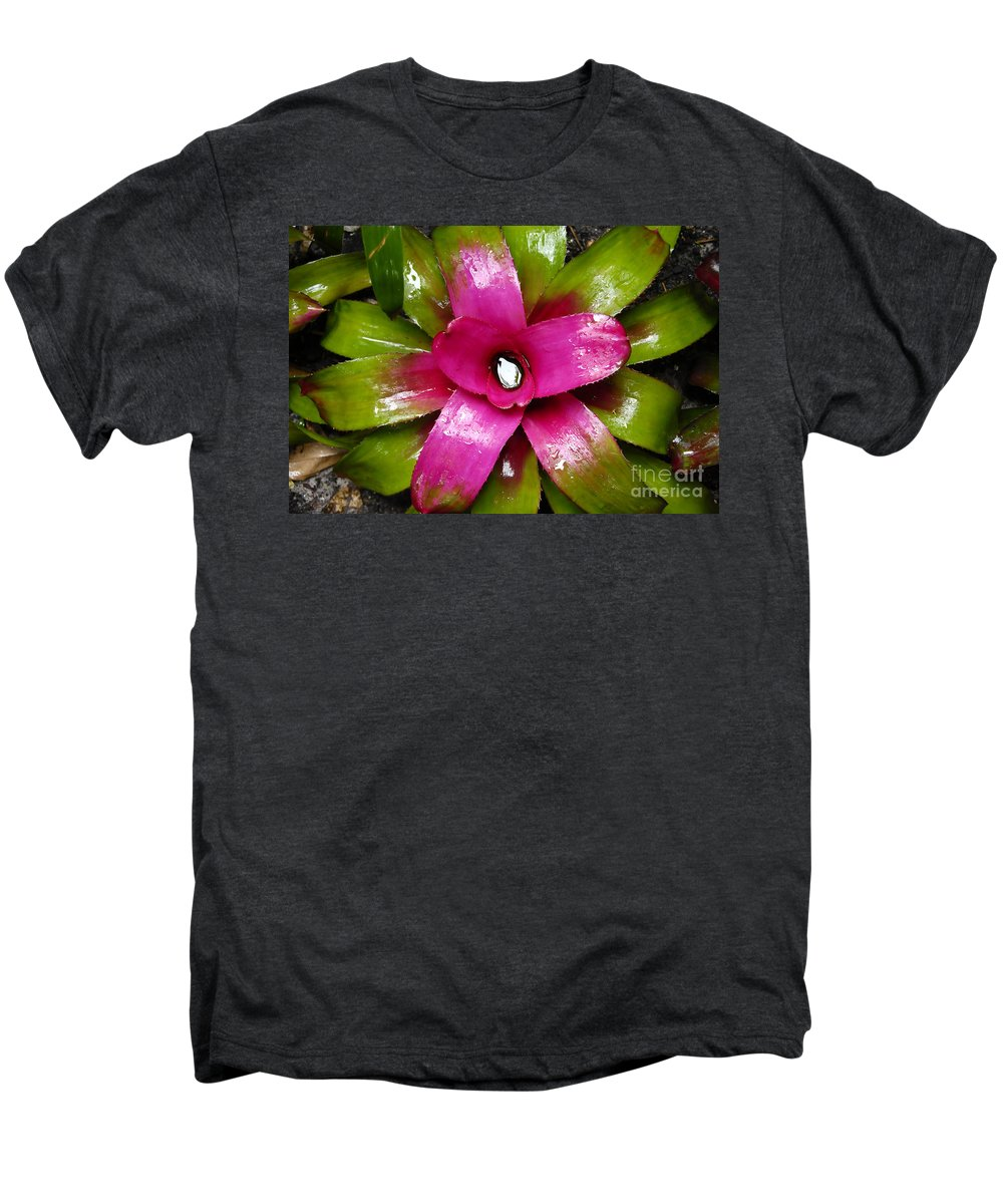 Tropical Men's Premium T-Shirt featuring the photograph Tropic Wonder by David Lee Thompson