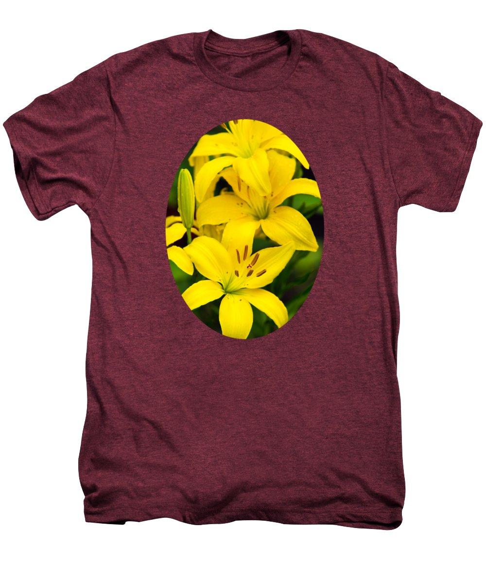 Lilies Premium T-Shirts