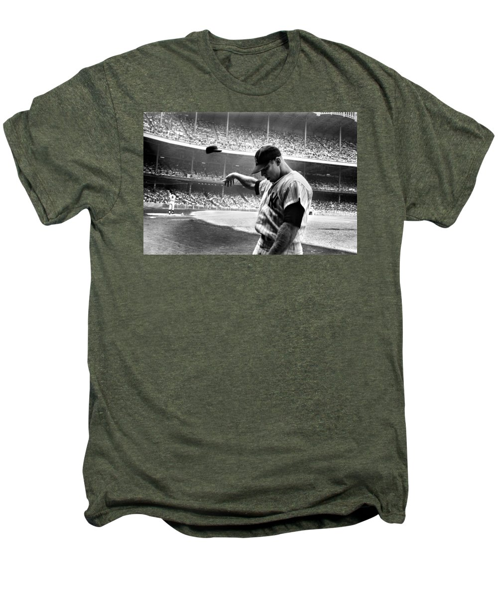 Mickey Mantle Premium T-Shirts