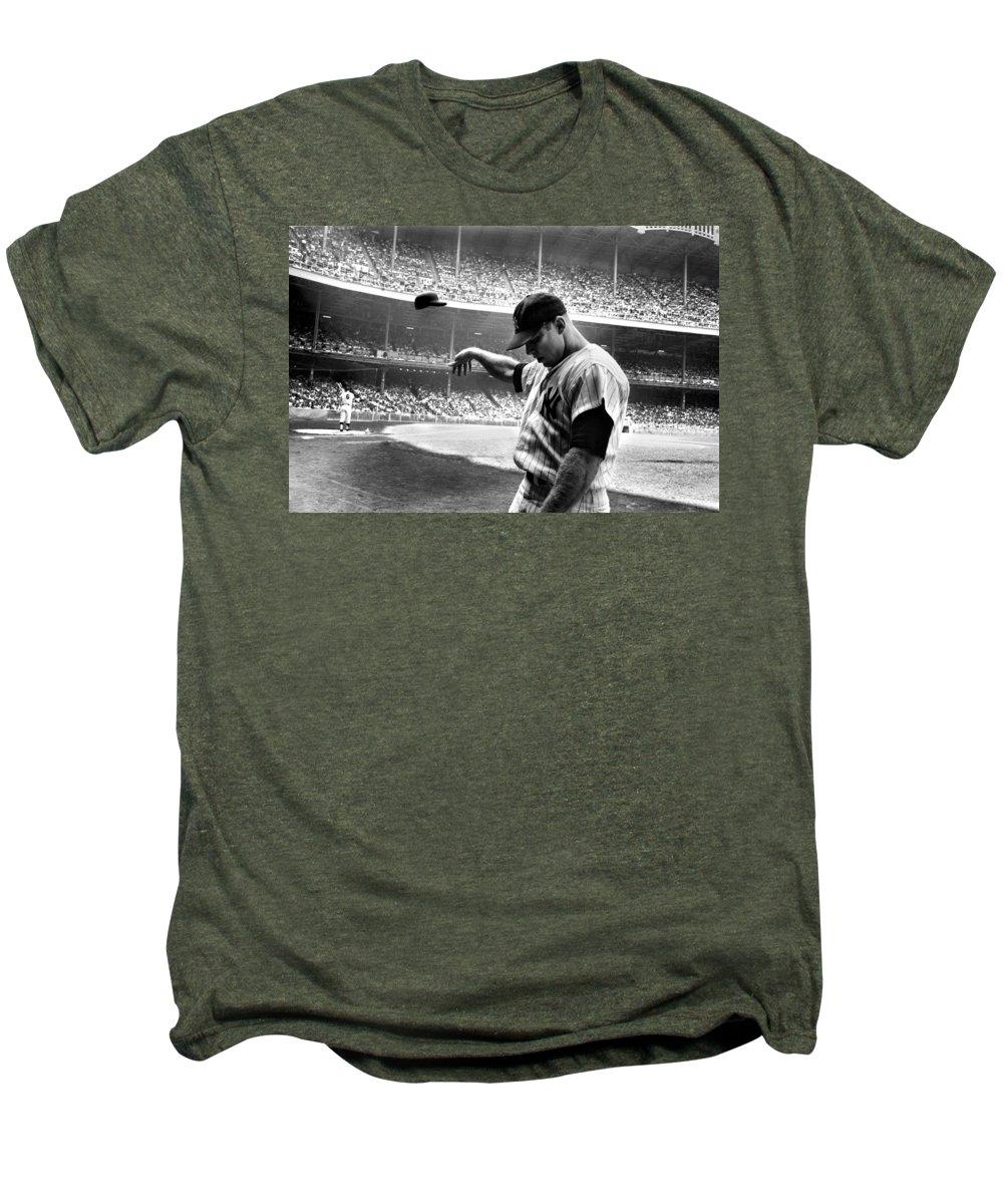 Mickey Mantle Premium T-Shirts