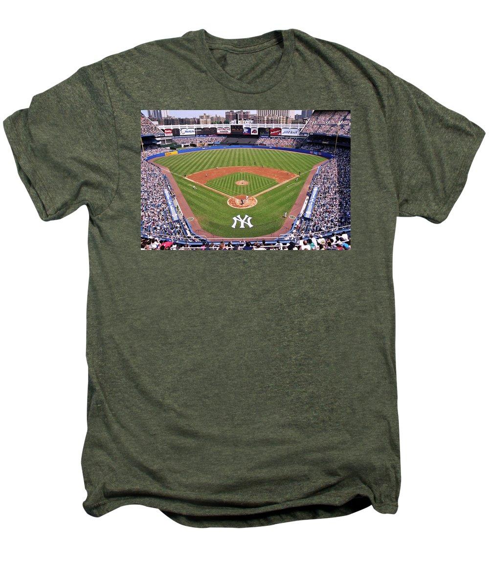 Yankee Stadium Premium T-Shirts