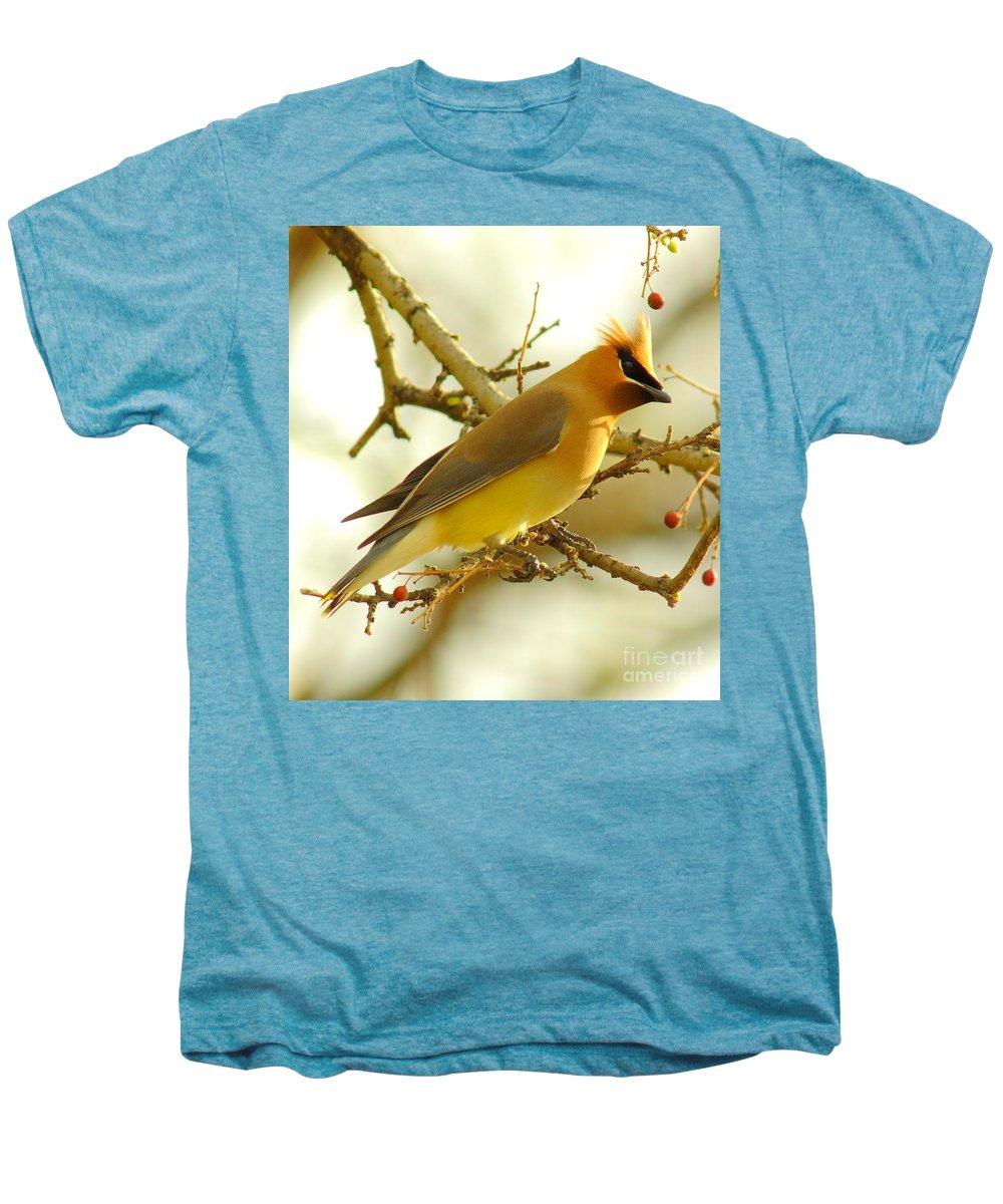 Cedar Waxing Premium T-Shirts