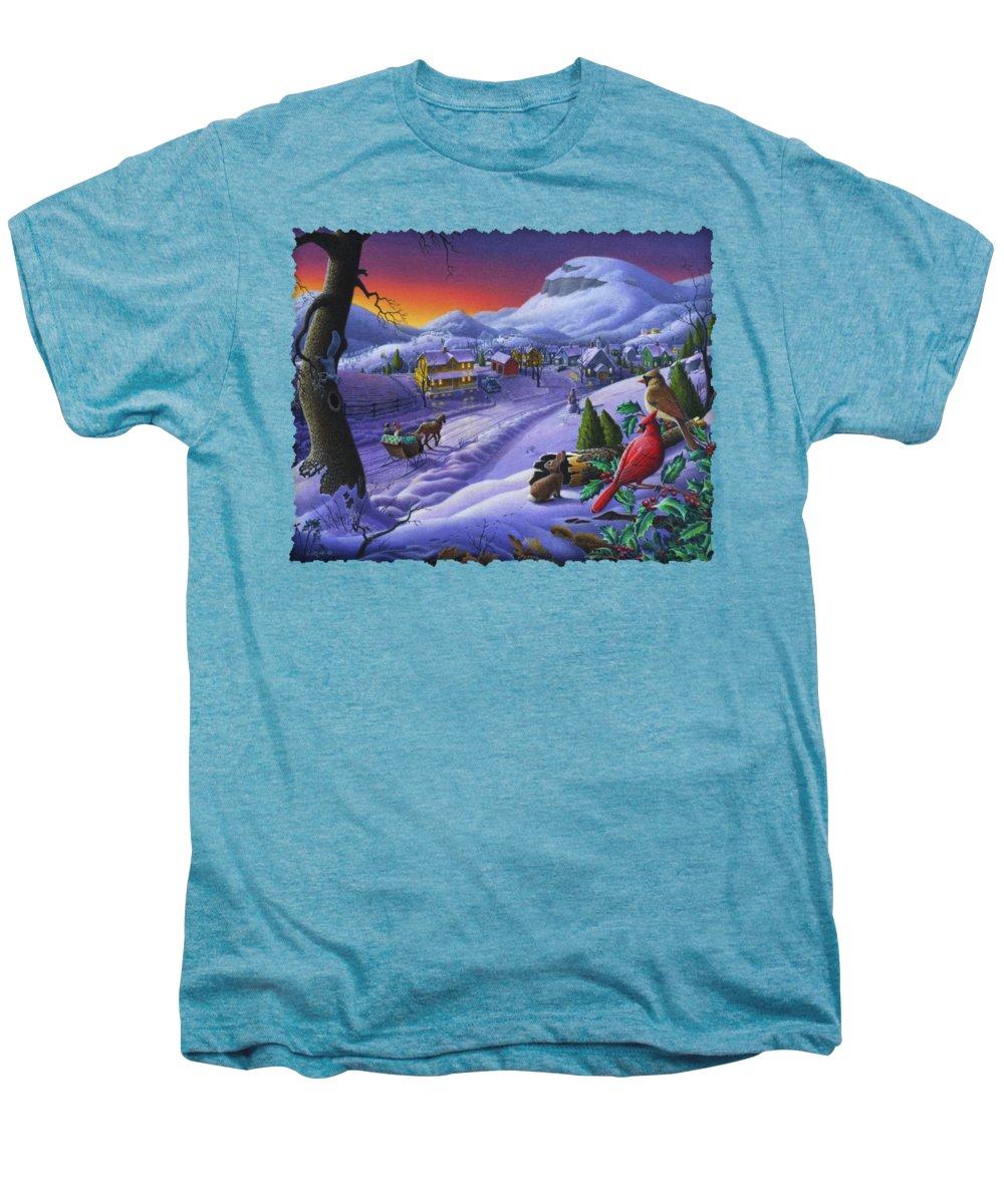 Cardinal Premium T-Shirts
