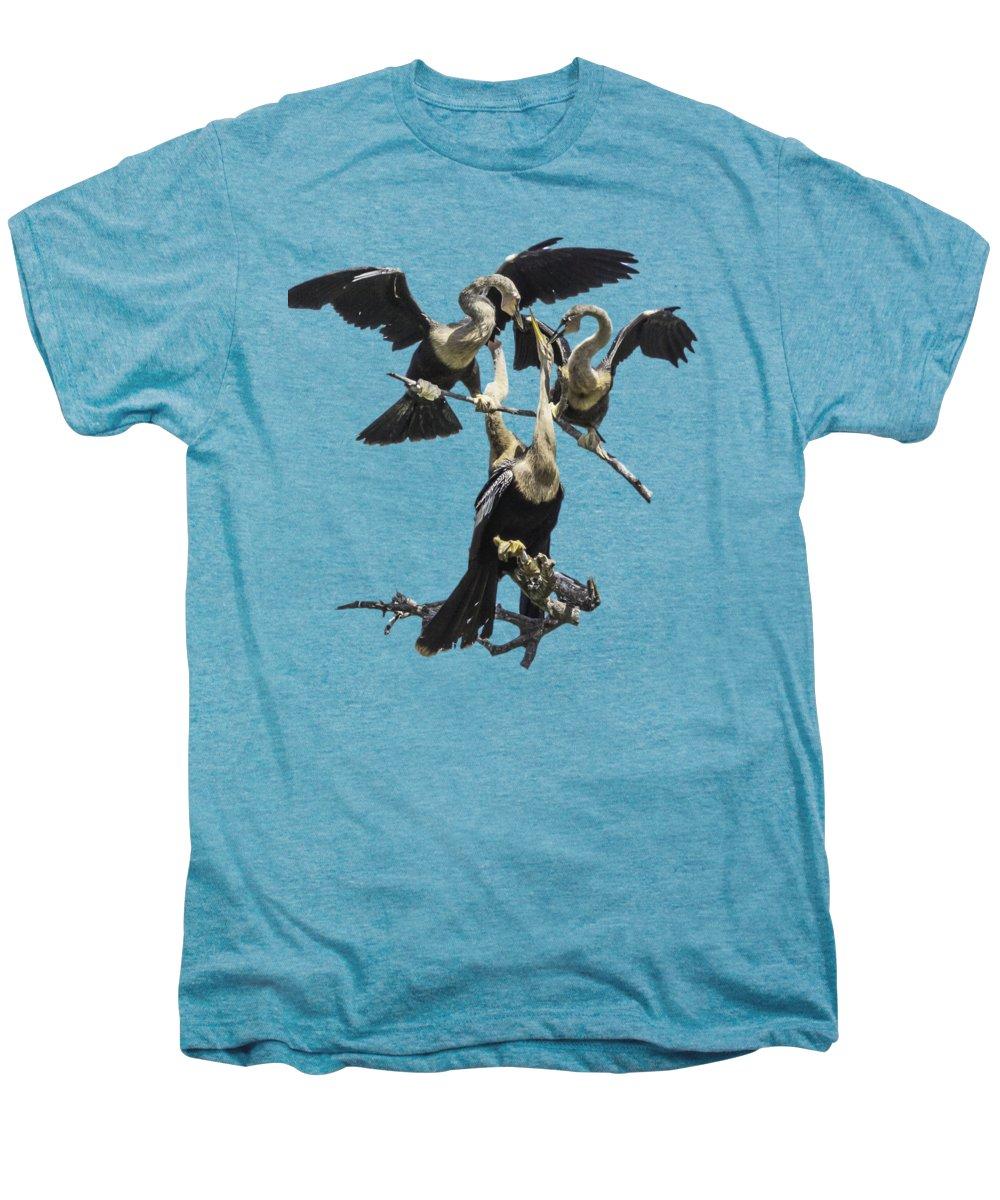Anhinga Premium T-Shirts