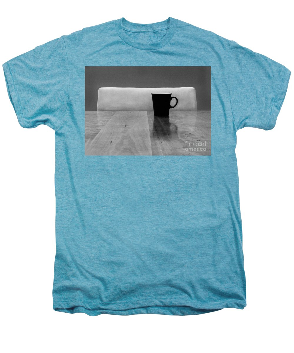Black Men's Premium T-Shirt featuring the photograph Missing by Dana DiPasquale