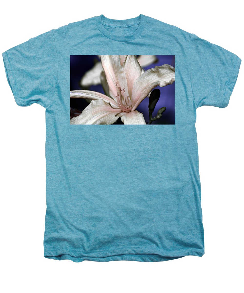 Clay Men's Premium T-Shirt featuring the photograph Floral by Clayton Bruster