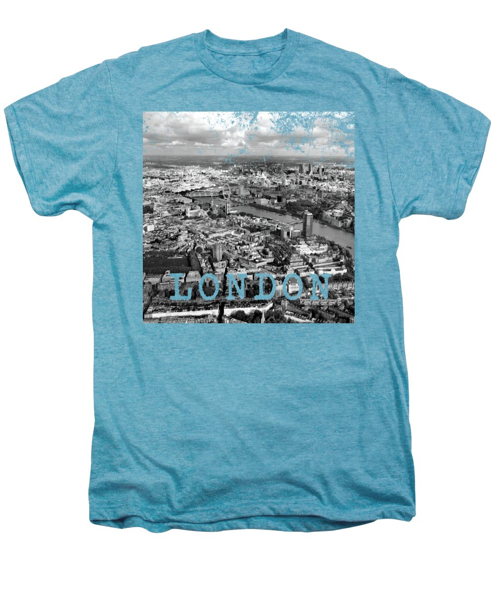 London Eye Premium T-Shirts