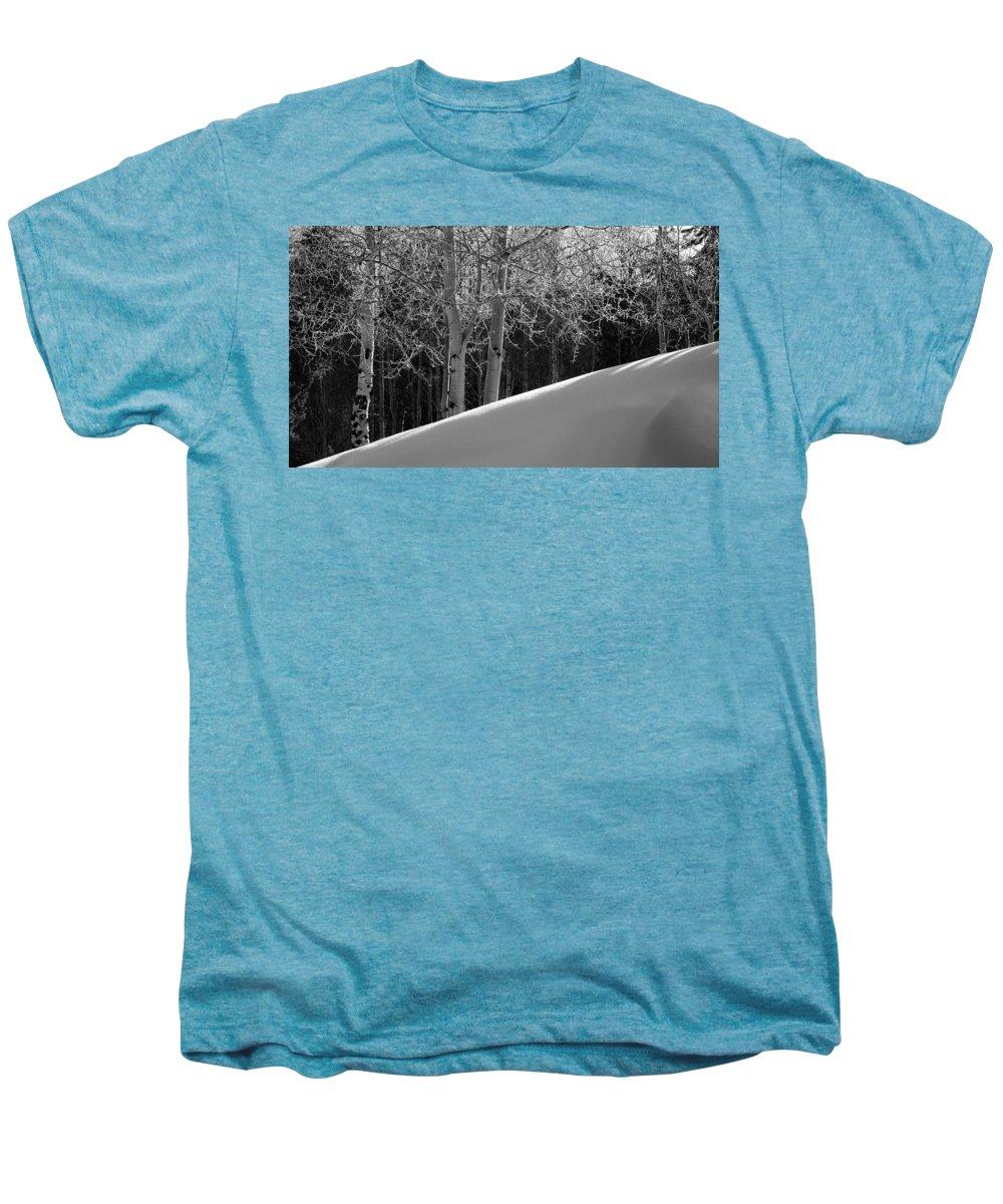 Colorado Men's Premium T-Shirt featuring the photograph Aspencade by Skip Hunt