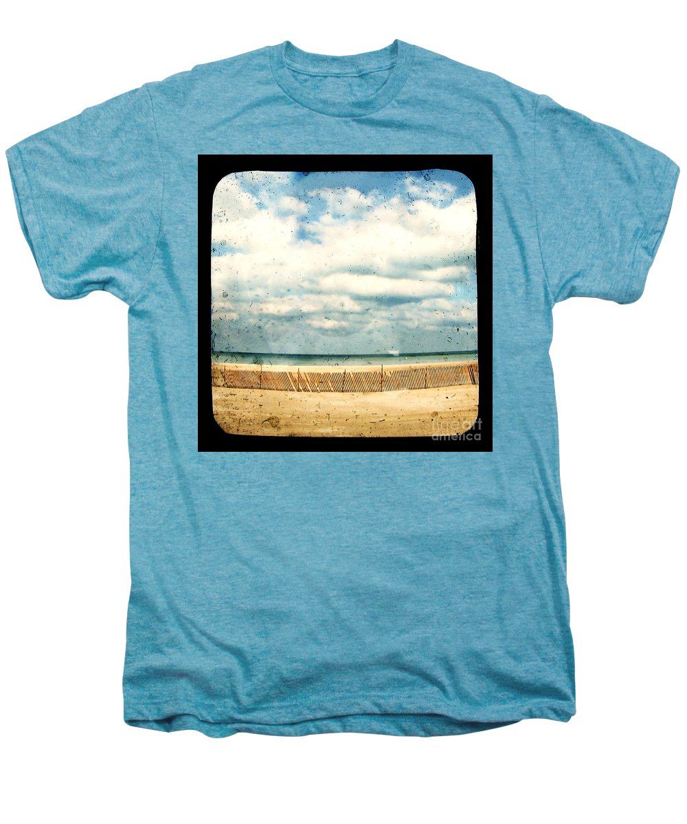 Ocea Men's Premium T-Shirt featuring the photograph At Rest by Dana DiPasquale