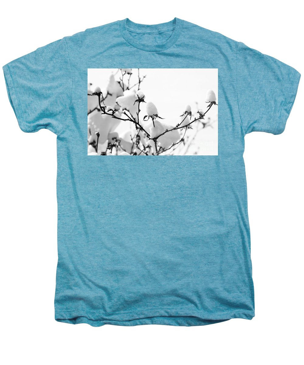 Branches Men's Premium T-Shirt featuring the photograph Branches by Amanda Barcon