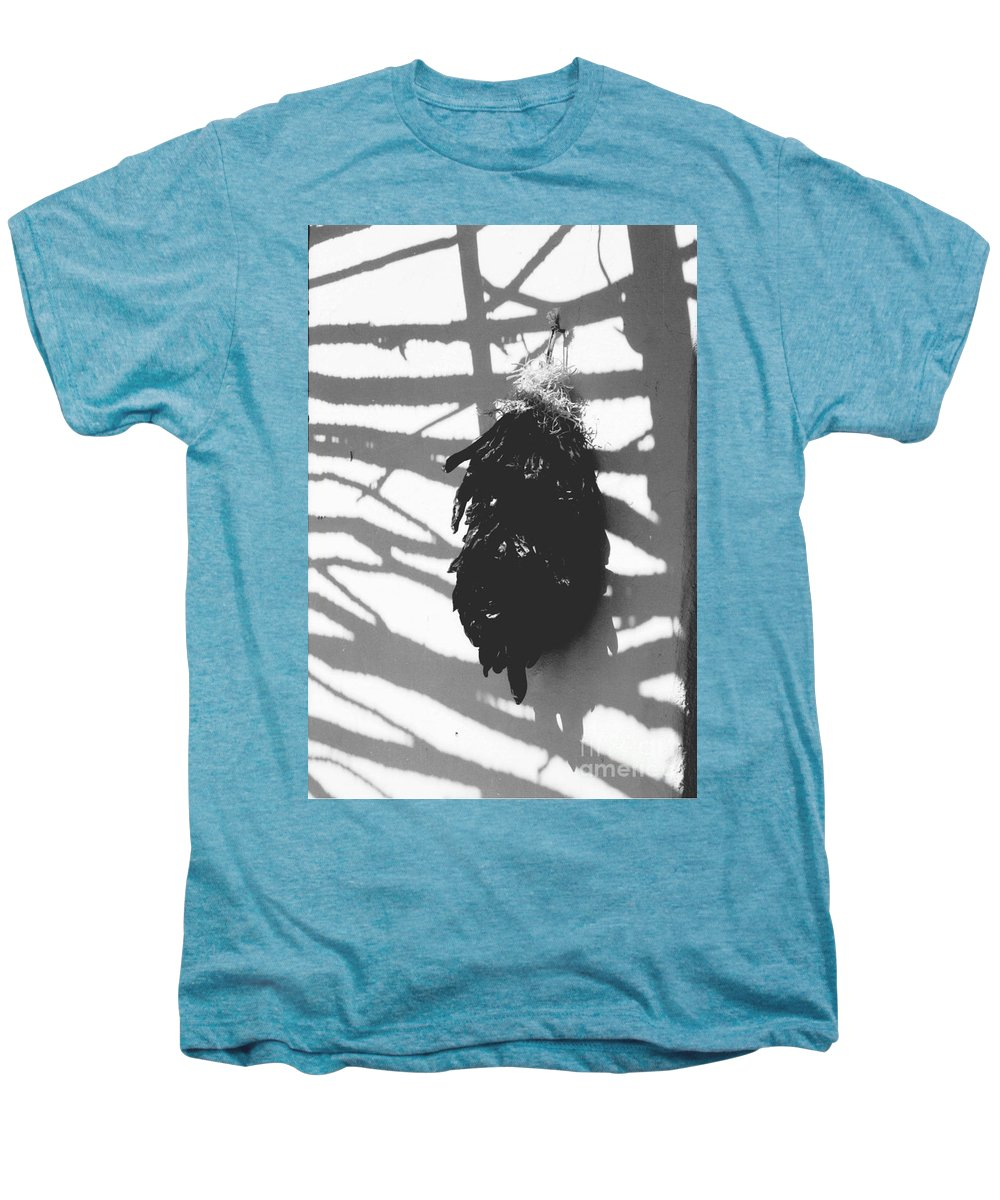 Chiles Men's Premium T-Shirt featuring the photograph Chiles by Kathy McClure