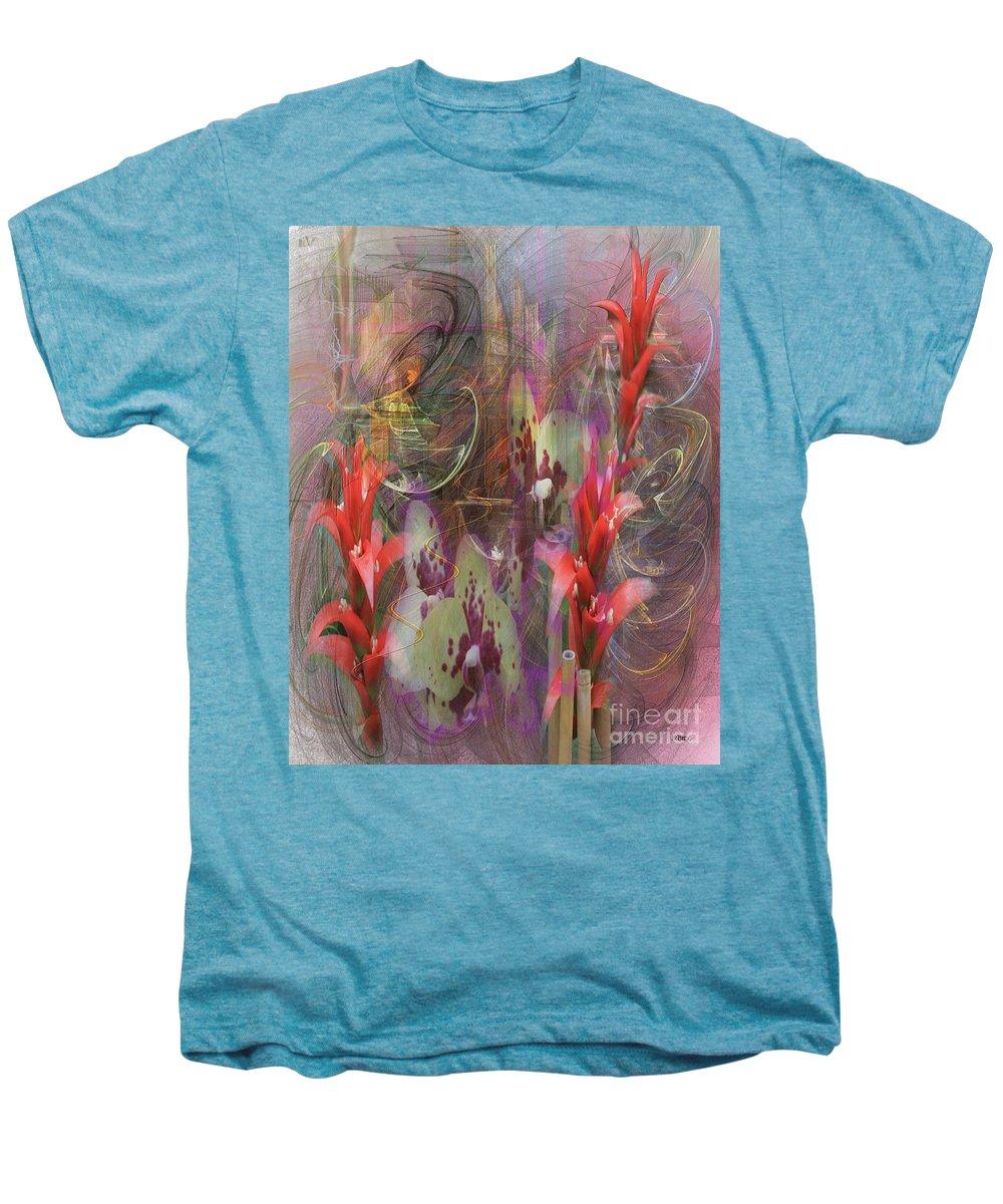 Chosen Ones Men's Premium T-Shirt featuring the digital art Chosen Ones by John Beck