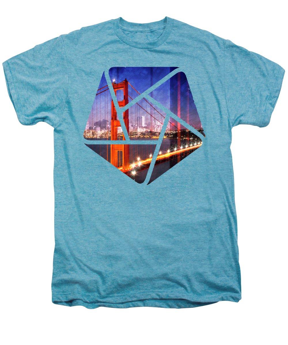 Golden Gate Bridge Premium T-Shirts