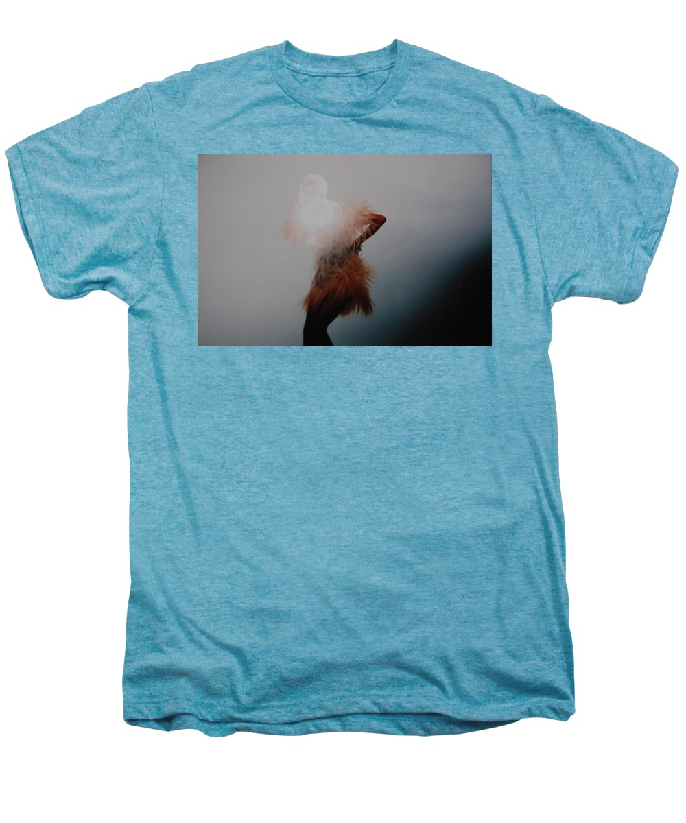 Pop Art Men's Premium T-Shirt featuring the photograph Dancing Shadows by Rob Hans