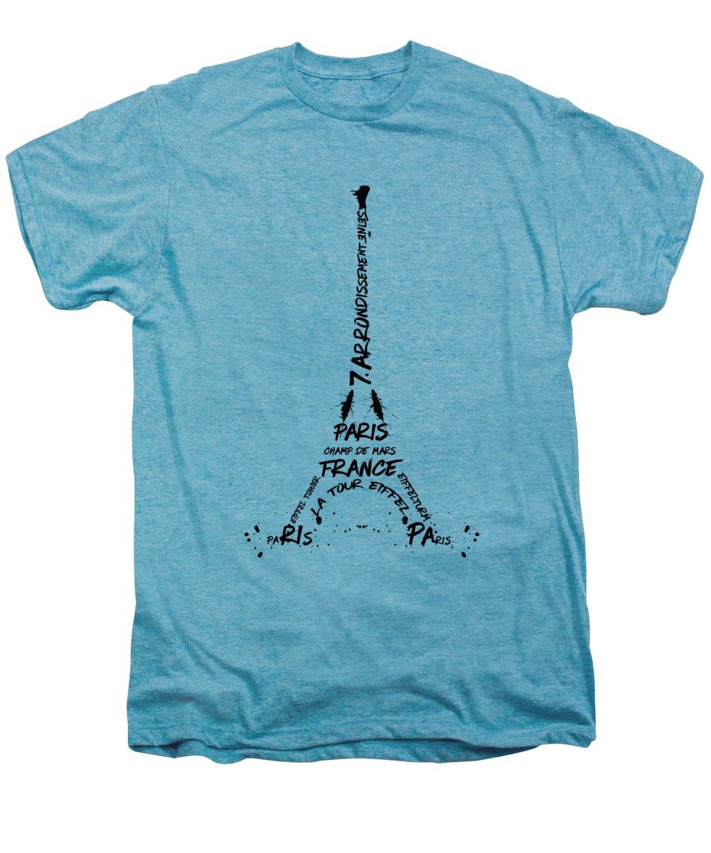 Paris Premium T-Shirts