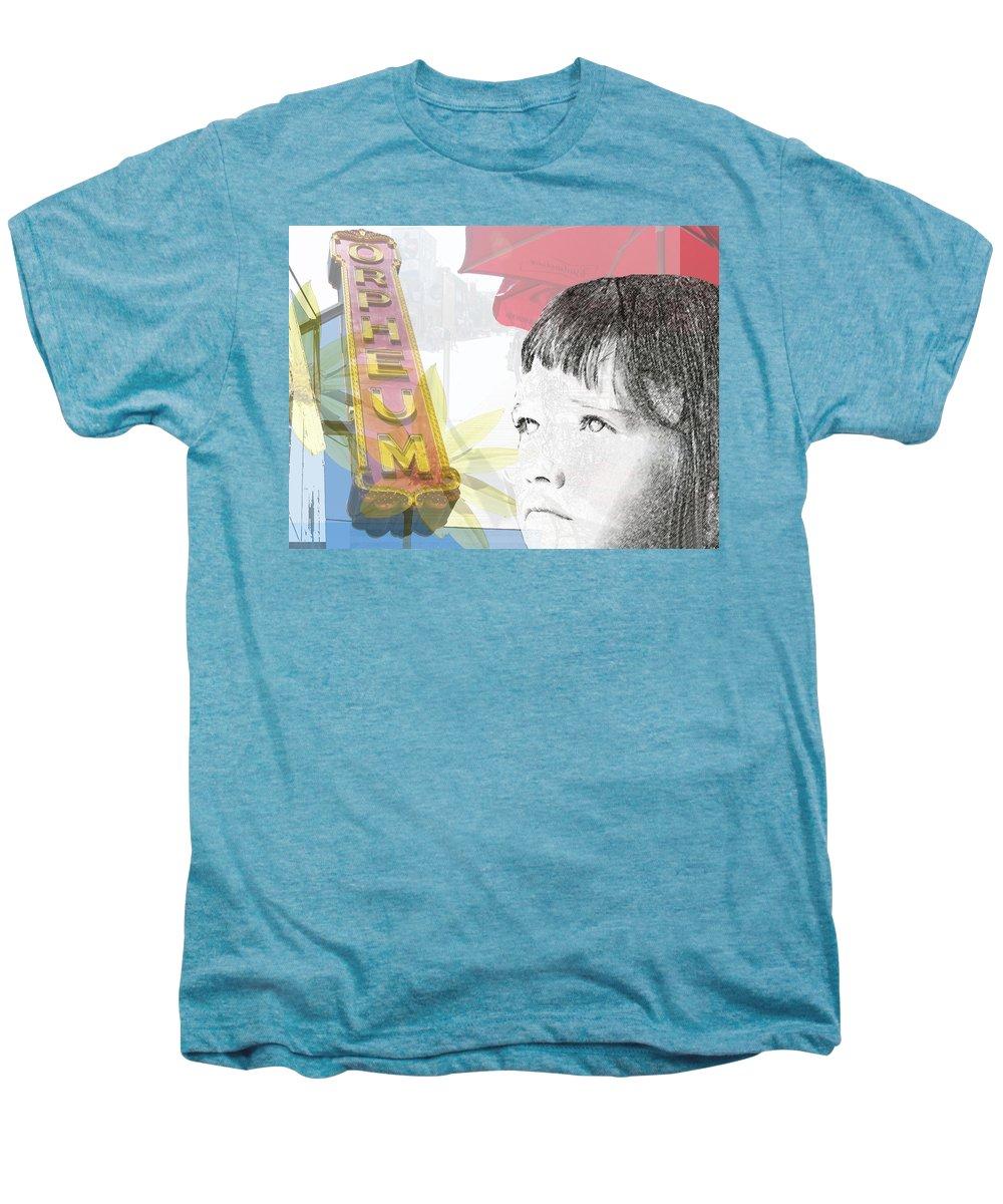 Memphis Men's Premium T-Shirt featuring the photograph Dreams Of Memphis by Amanda Barcon