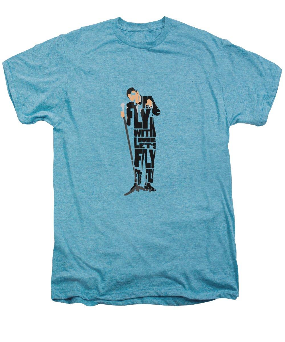 Frank Sinatra Premium T-Shirts