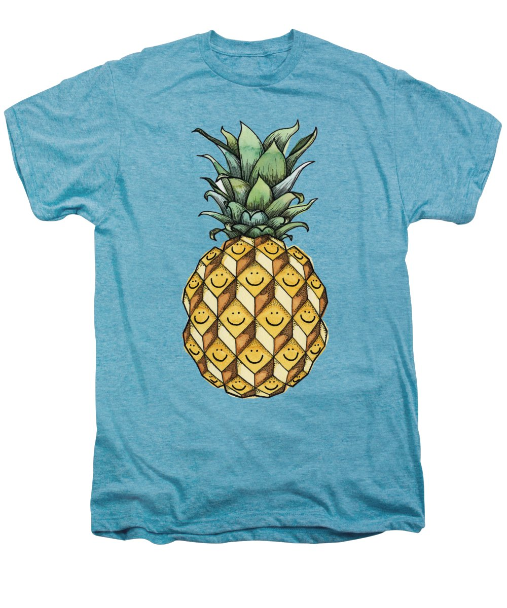 Pineapple Premium T-Shirts