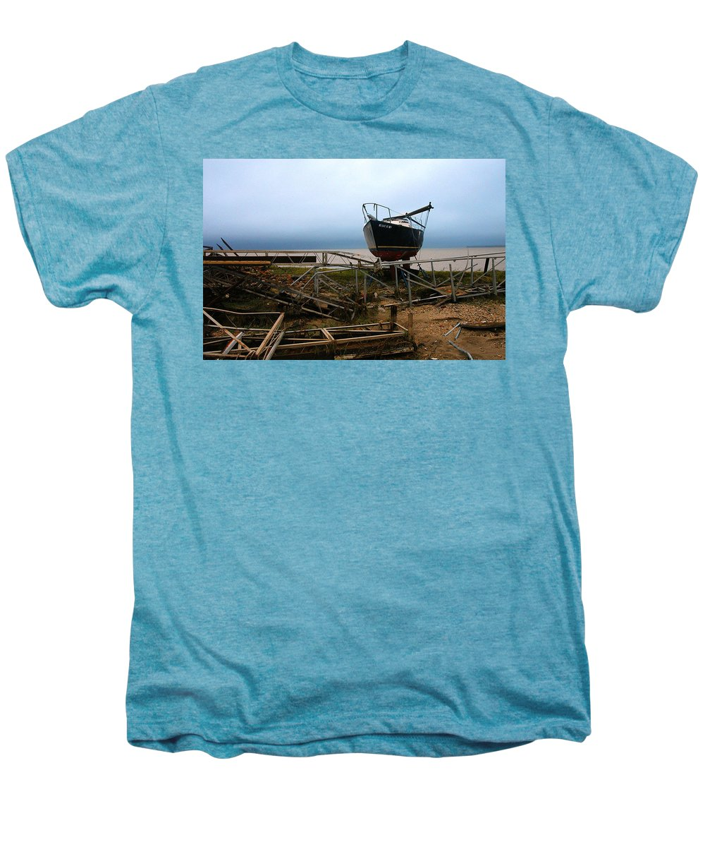 Clay Men's Premium T-Shirt featuring the photograph Ghost by Clayton Bruster