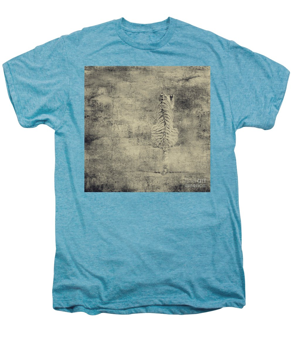 Dipasquale Men's Premium T-Shirt featuring the photograph Have You Comprehended... by Dana DiPasquale