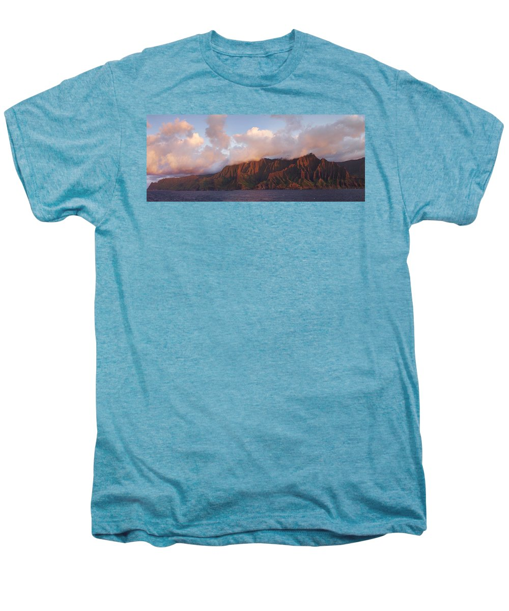 Hawaii Men's Premium T-Shirt featuring the photograph Hawaii by Heather Coen