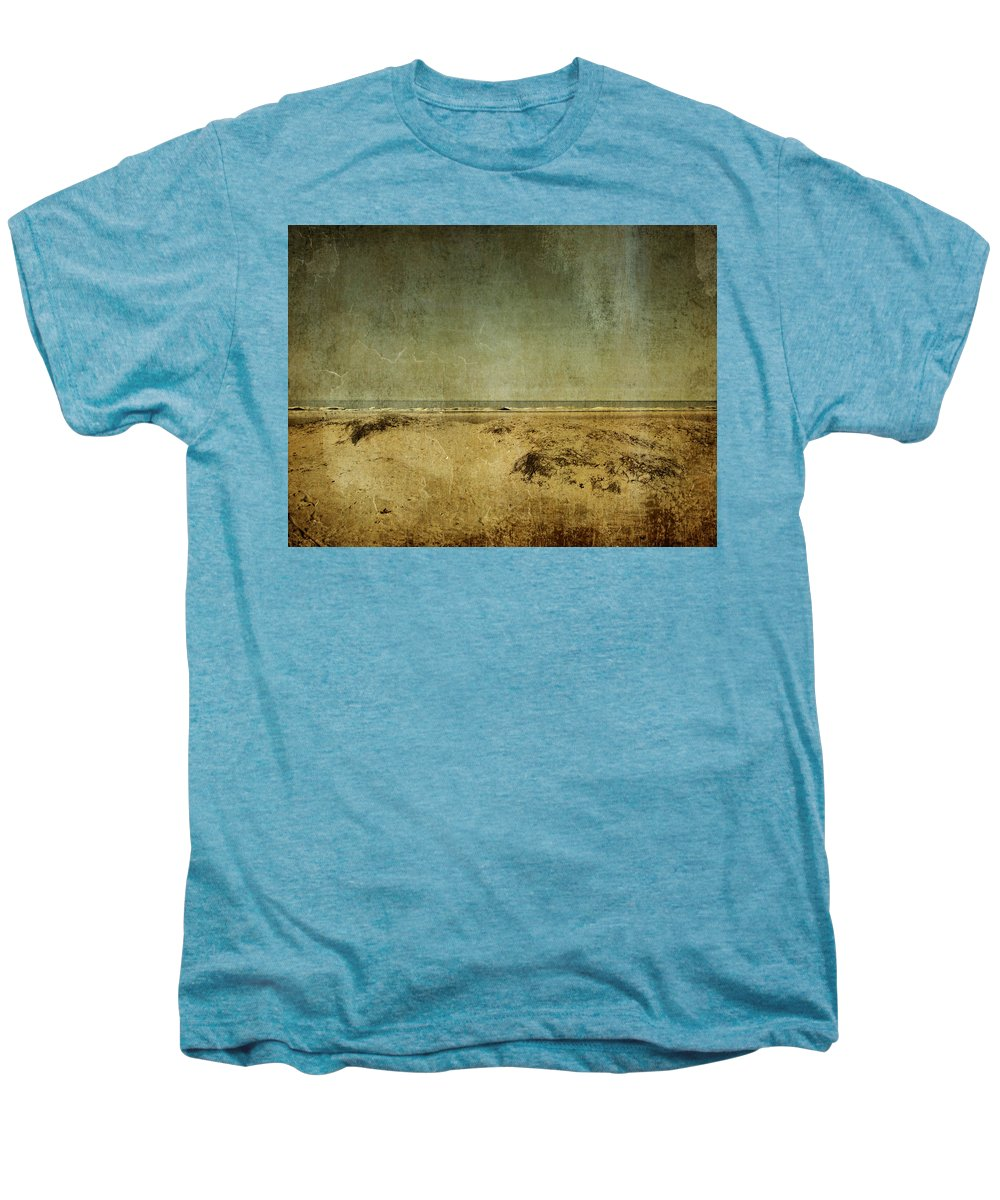 Beach Men's Premium T-Shirt featuring the photograph I Wore Your Shirt by Dana DiPasquale