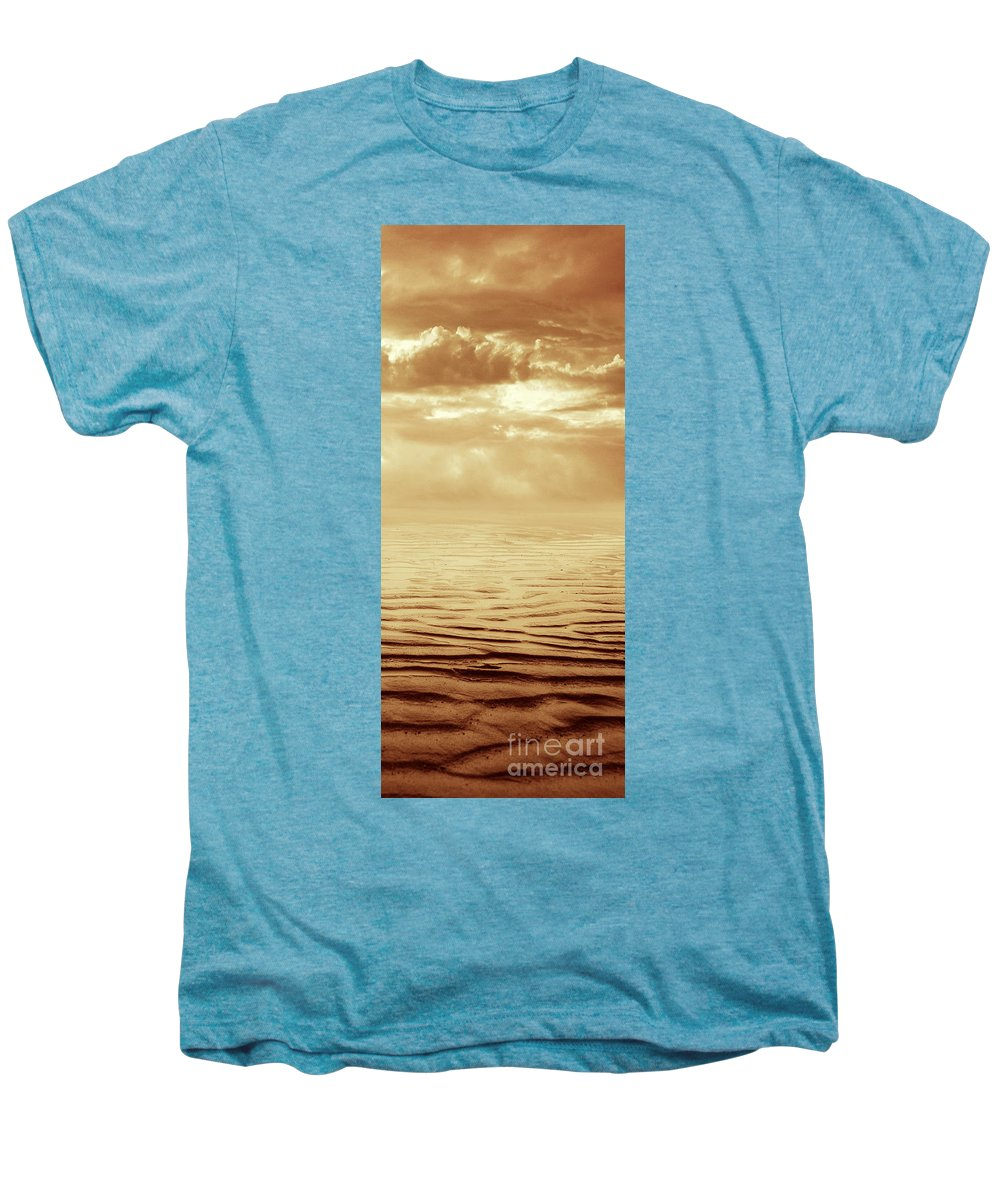 Dipasquale Men's Premium T-Shirt featuring the photograph Illusion Never Changed Into Something Real by Dana DiPasquale