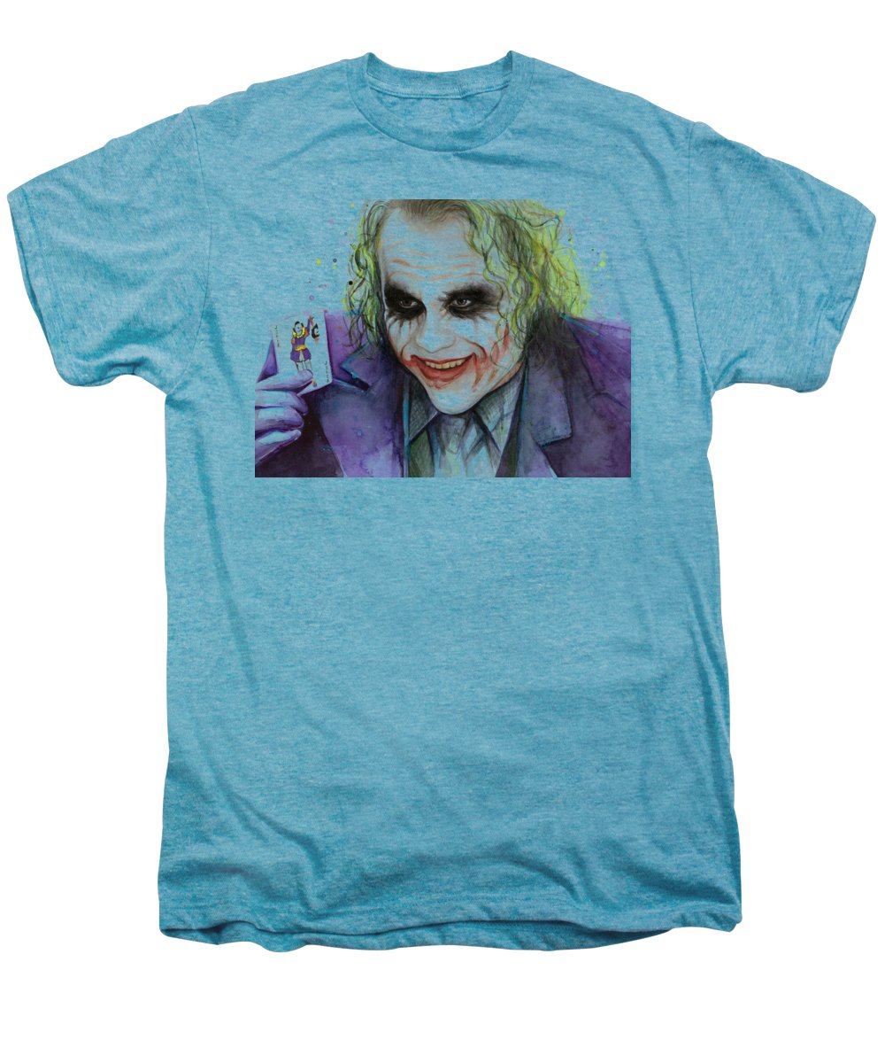 Heath Ledger Premium T-Shirts