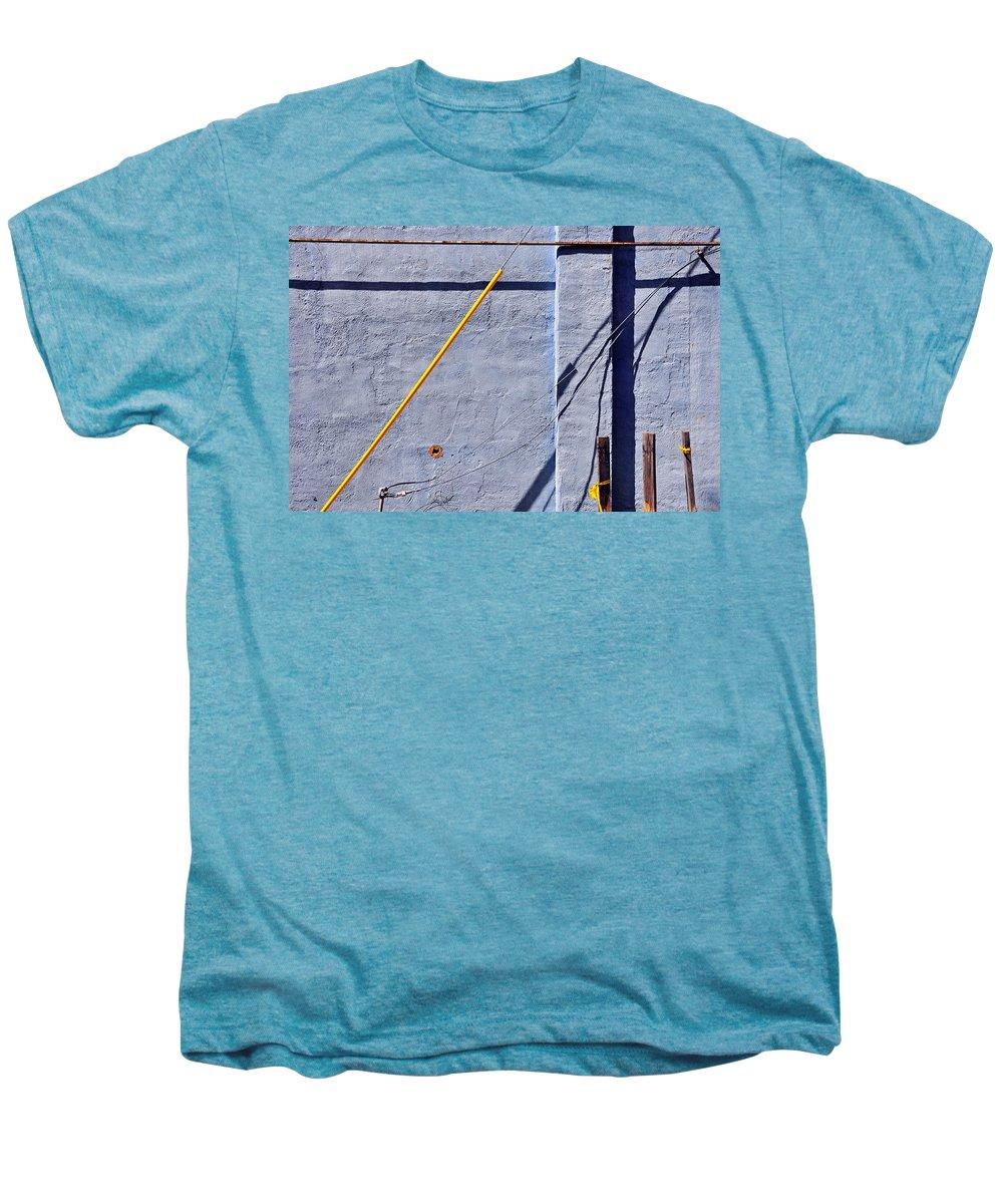 Skip Hunt Men's Premium T-Shirt featuring the photograph Krishna Blue by Skip Hunt