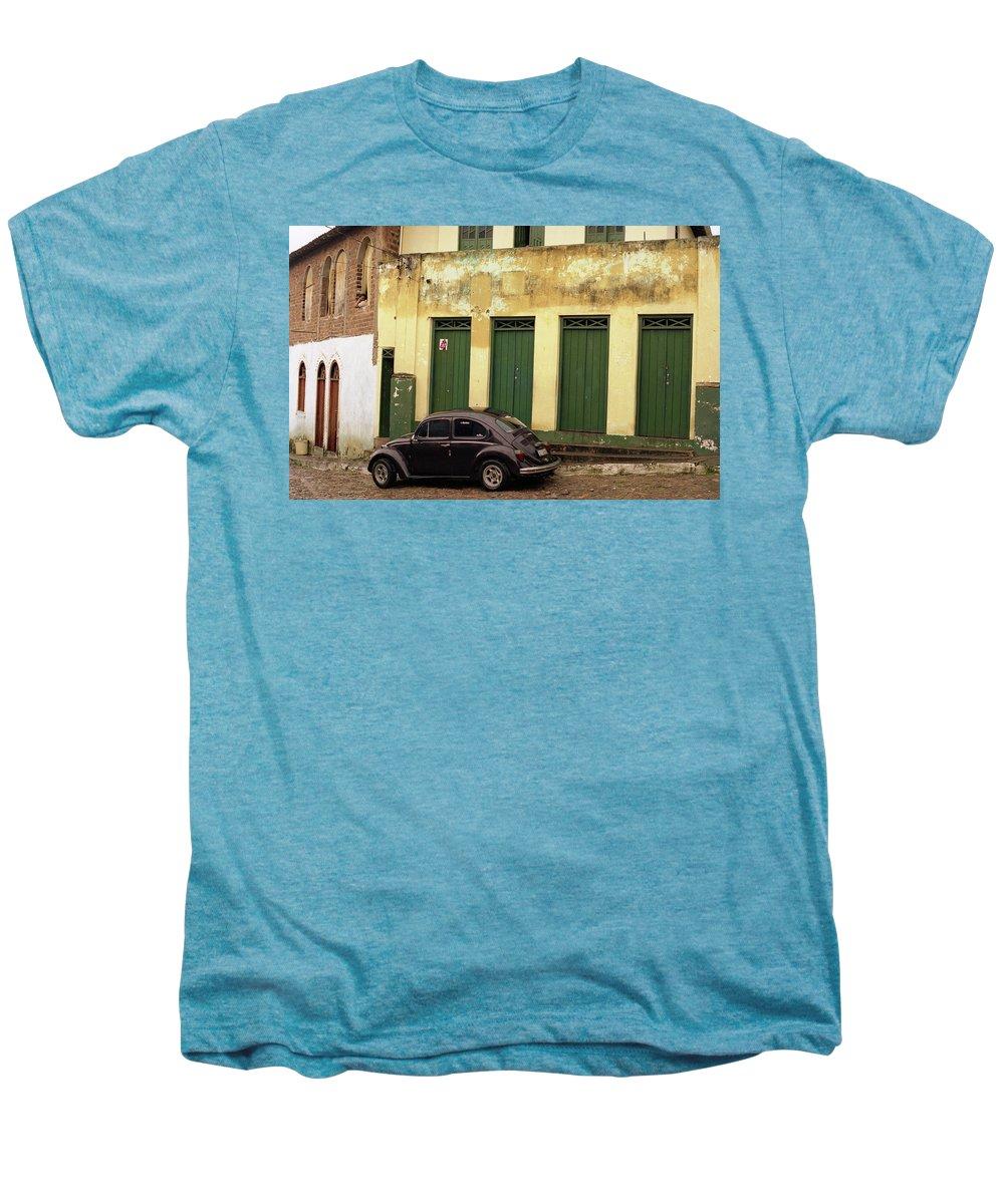 Bahia Men's Premium T-Shirt featuring the photograph Lencois - Bug by Patrick Klauss