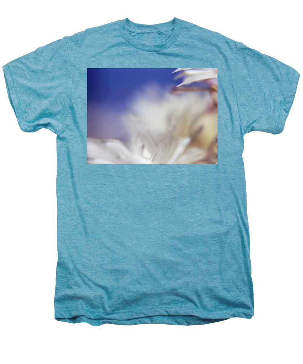 Flower Men's Premium T-Shirt featuring the photograph Macro Flower 1 by Lee Santa