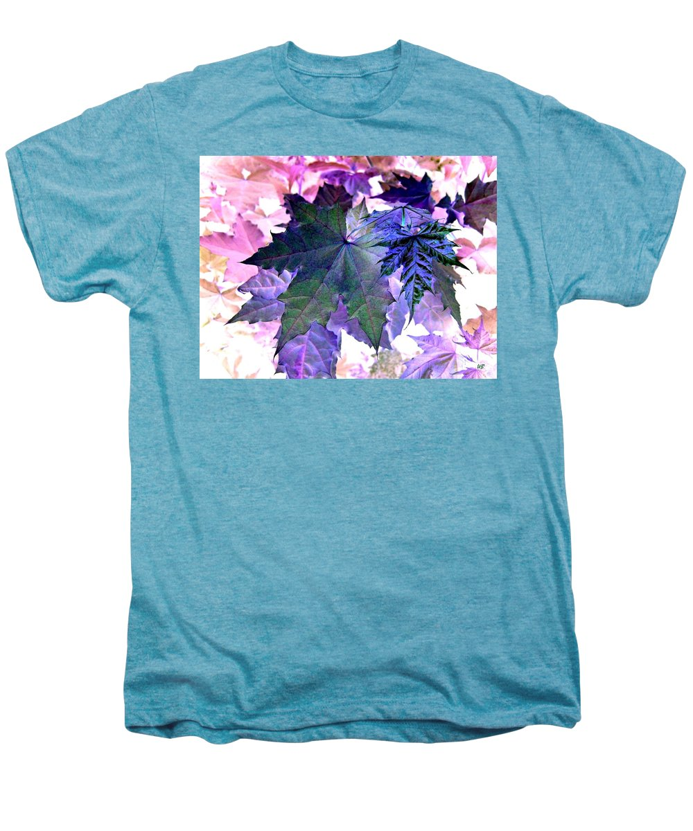 Dramatic Men's Premium T-Shirt featuring the photograph Maple Magnetism by Will Borden