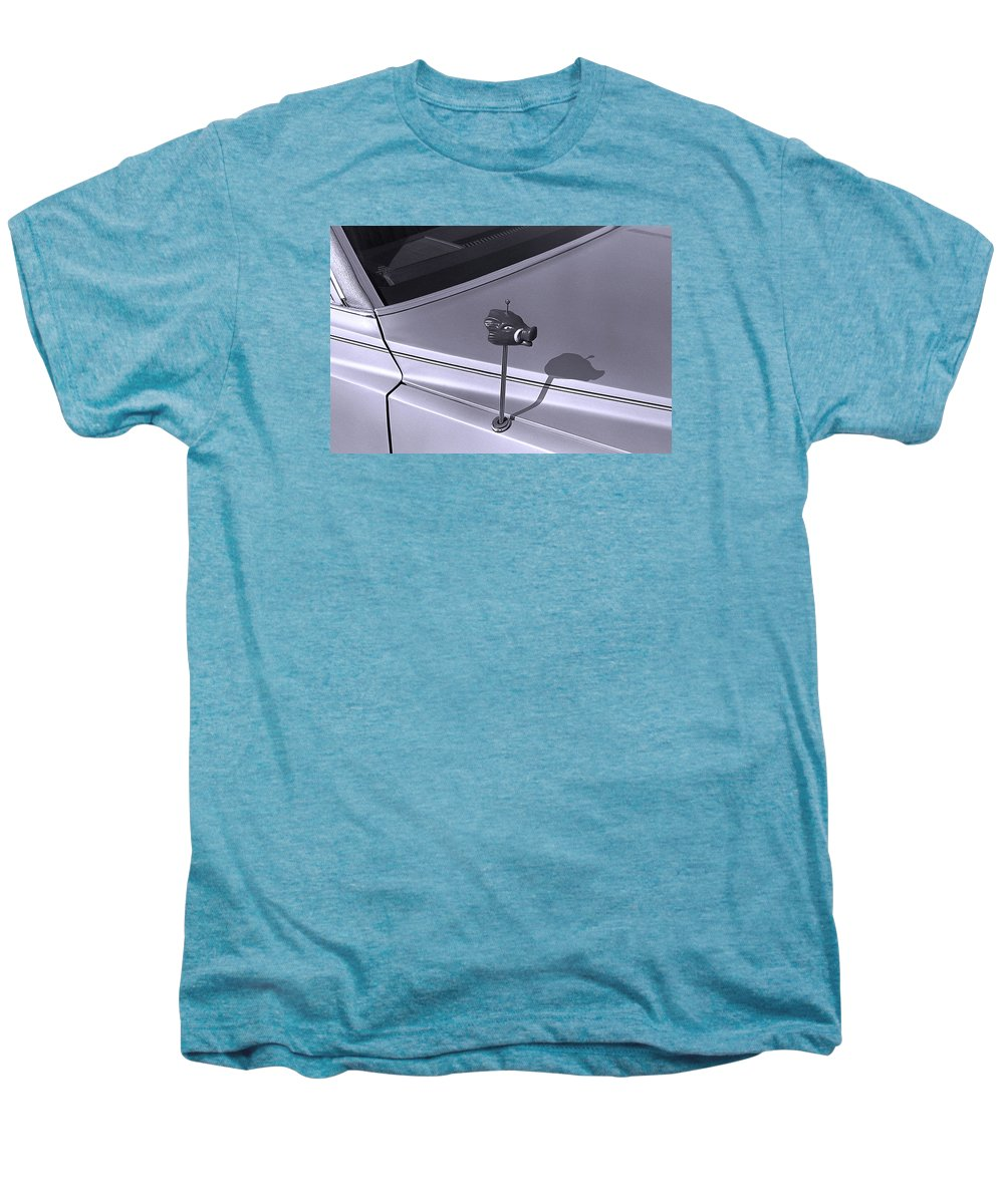 Primitive Men's Premium T-Shirt featuring the photograph Modern Primitive by Ted M Tubbs