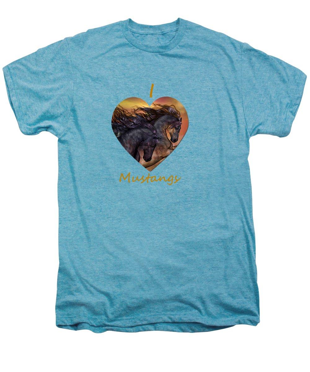 Prairie Sunset Premium T-Shirts