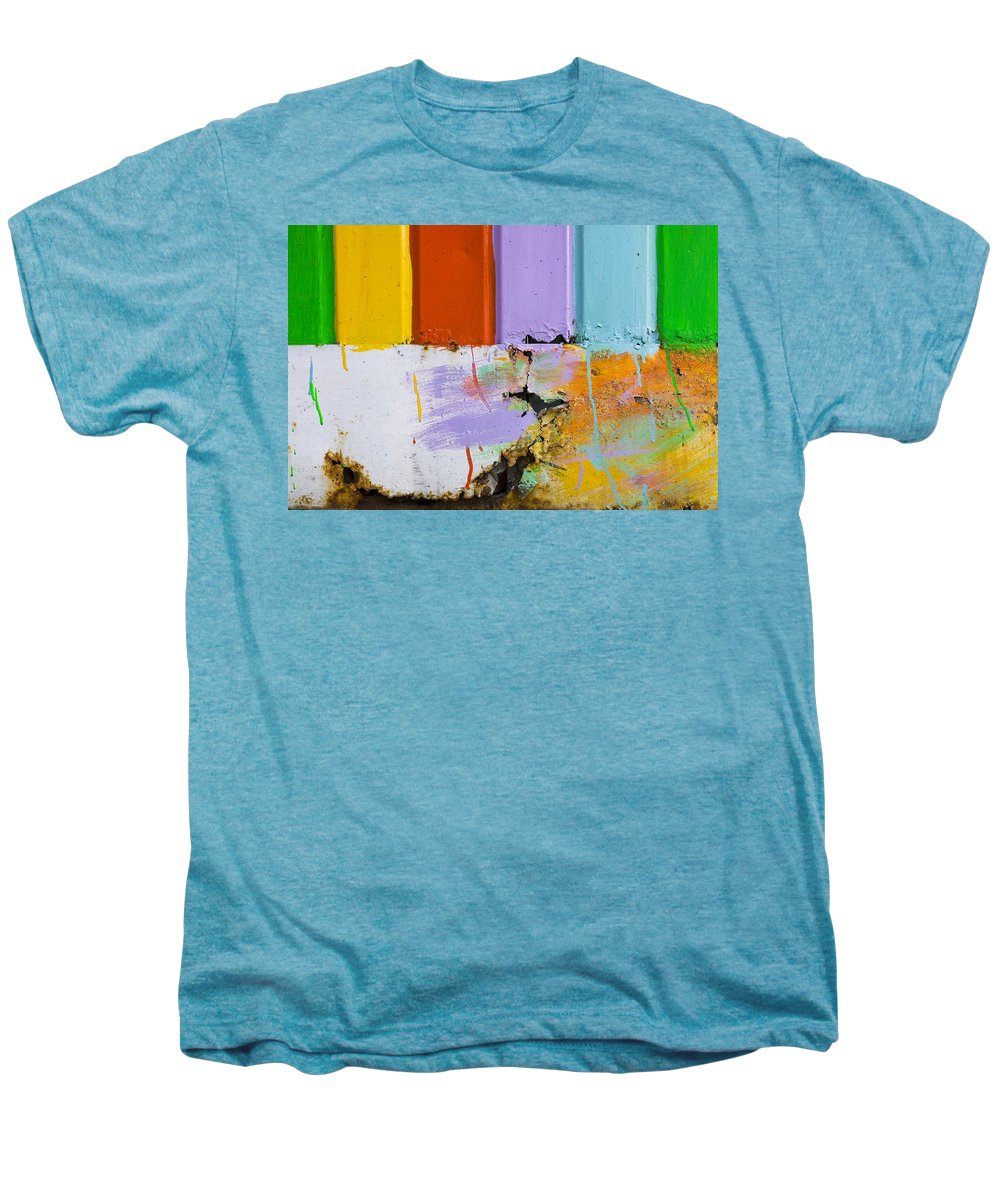 Skip Hunt Men's Premium T-Shirt featuring the photograph Once Upon A Circus by Skip Hunt